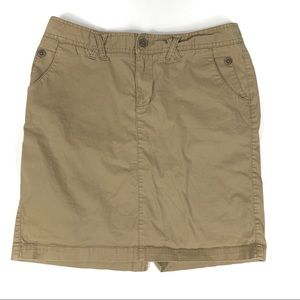 Sonoma Tan Khaki Shirt 12 w/  pockets uniform